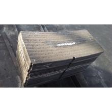 Revestimiento para contenedores de manipulación de coque de revestimiento duro CCO