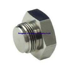 CNC-Bearbeitung für Gewindeflansch mit SGS, ISO9001: 2008, RoHS