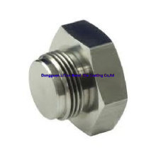 CNC Machining for Threaded Flange with SGS, ISO9001: 2008, RoHS