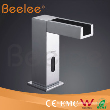Hot Deck Mount Automatic Motion Sensor Faucet