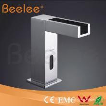 Hot Deck Mount Automatic Motion Sensor Faucet