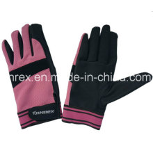 New Design PU Lady Gardening Work Housewife Hand Protect Gloves