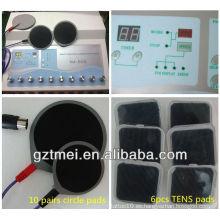 TM-502 estimulador muscular máquina de terapia de pulso eléctrico