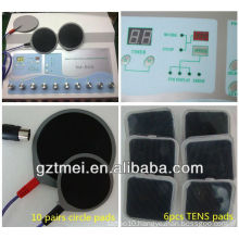 TM-502 muscle stimulator electric pulse therapy machine