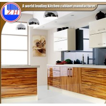 High Gloss Cabinet Door Kitchen Furniture (customized)