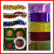 Spangle PET film/Christmas decoration film