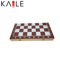 Nuevo Custom Custom 3 en 1 Wooden Chess