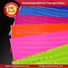 Customize safety PVC rim reflective stickers