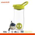 Everich 24oz BPA-freie Tritan Kunststoff-Mineral-Shaker-Flasche