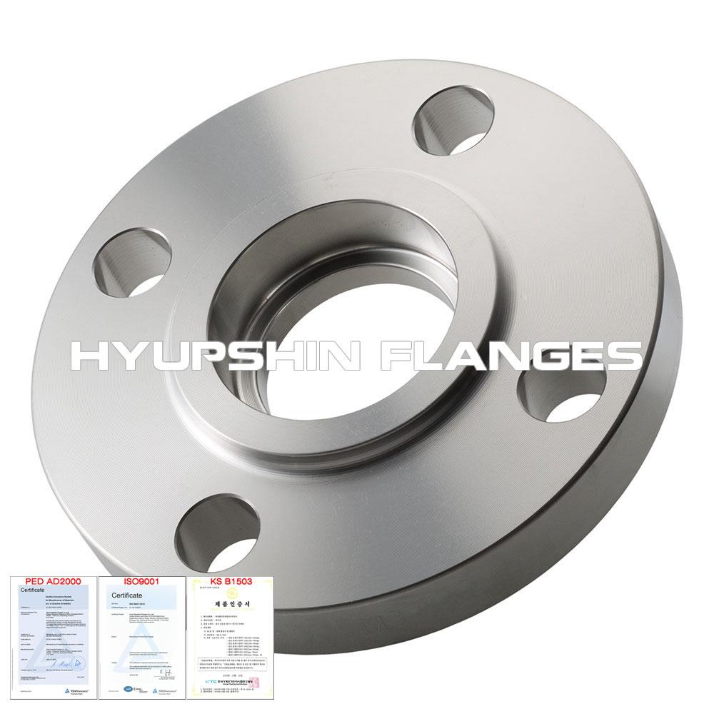 Hyupshin Flanges Socket Welding Flange