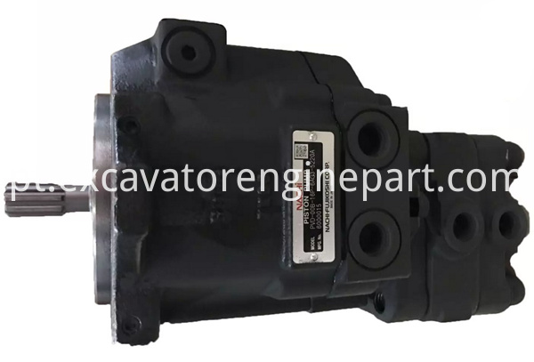 Nachi Original Hydraulic Pump For Yuchai 55 Excavator