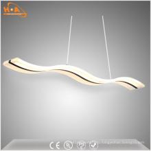 Современная декоративная светодиодная люстра для столовой подвесной лампы