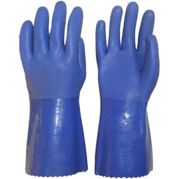 Guantes de PVC resistentes al aceite PPE
