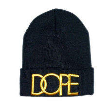 Hip Hop Cool Customized Design Unisex Knitted Cap