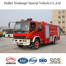 8ton Dongfeng EQ1141kj 153 Water Fire Truck Euro3