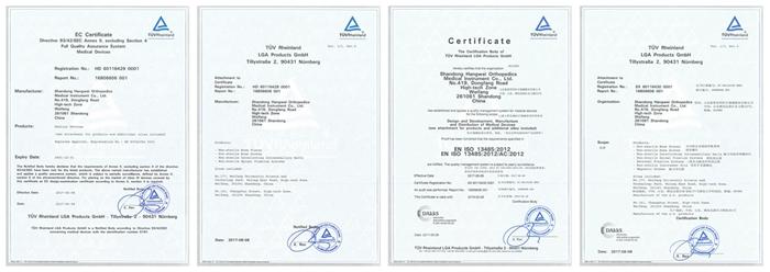 Neoimage Certificate