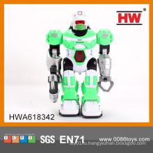 Новый робот от 2014 года со вспышками и музыкальными игрушками