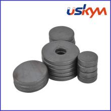 Isotropic Single-Side Magnetized Ferrite Magnets (D-010)