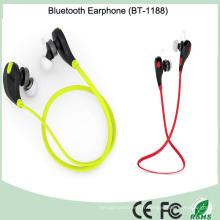 Chine Usine Prix Bluetooth Écouteurs Sports avec Microphone pour iPhone (BT-1188)