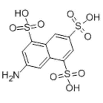 2-NAPHTHYLAMINE-4,6,8-TRISULFONIC ACID  CAS 27310-25-4