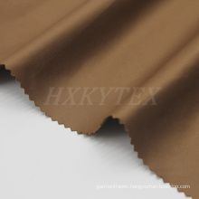 75D T400 Fiber Spandex Poly Fabric for Padded Jacket