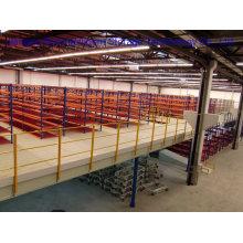 Ebil-Storage Beam Rack Steel Platform Steel Q235 Heavy Duty