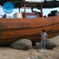 Судно Начало Подниматься Морской Резиновые Подушки Безопасности