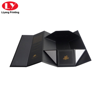 foldable wine packaging desgin for wine box packing