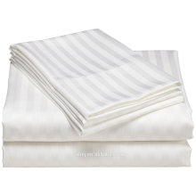 90gsm 100% Polyester White Color Microfiber Fabric Bed Sheet Fabric