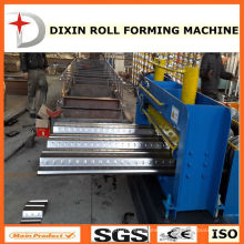 High Strength Concrete Steel Floor Deck Making Machines