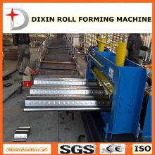 Plataforma concreta de grande resistência do piso de aço que faz máquinas