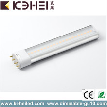 6000K PLL LED Ampoule Tube 7W 2G11