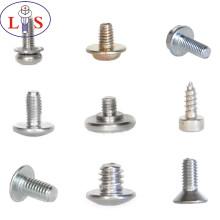 Parafusos especiais de aço inoxidável / Parafusos de aço inoxidável especiais feitos sob encomenda