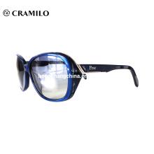 Lujo nuevo estilo de moda de China grandes gafas de sol de fábrica