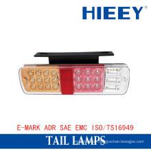 2014wholesale LED trailer lamp tail light rear combination tail light truck tail light stop lamp turn light