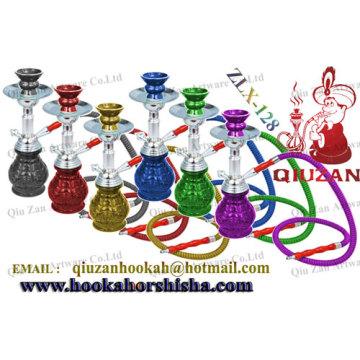 Small Glass Colored Mini Shisha Hookah Sales Promotion