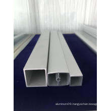 Extrusion Square Tube For  Auto Parts