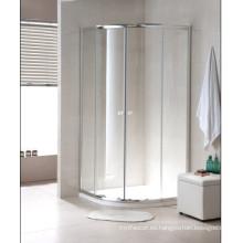 Fabricante profesional del recinto de la ducha de cristal templado (A11)