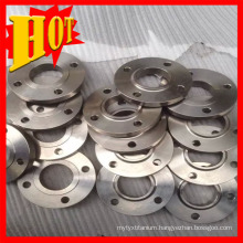 Titanium Asme B16.5 Wn RF Flange From China