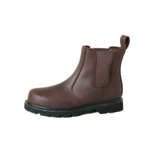 Steel Toe Elastic Work Boots