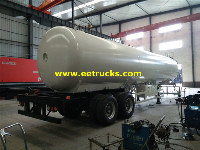 45000 Liters LPG Trailer Tanks