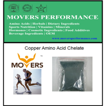 Fábrica de suministro de alta calidad de cobre aminoácido quelato