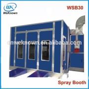 2015 alibaba cheap car paint booth/auto spray booth/automotive spray booth