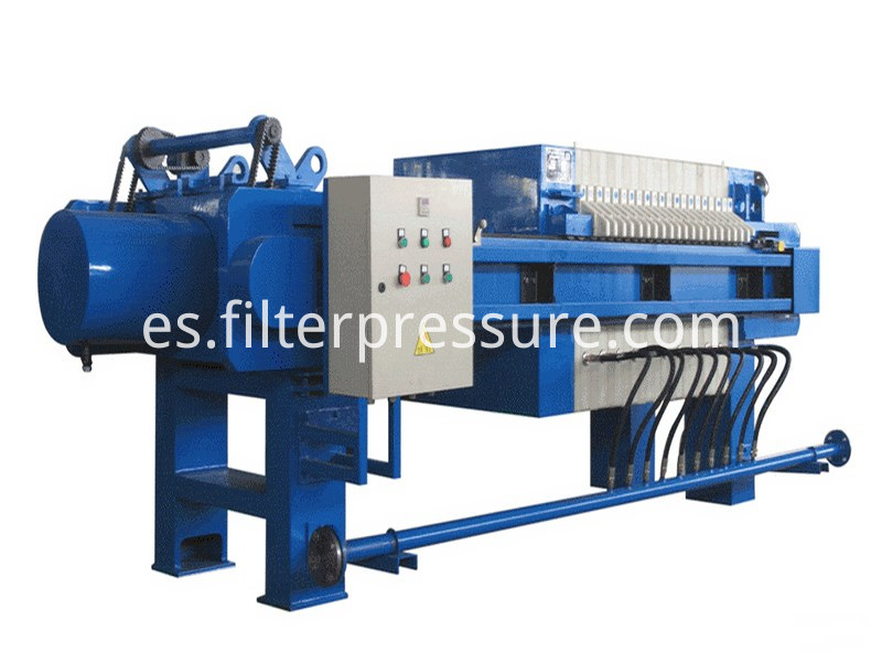 Sweage Membrane Filter Press 9