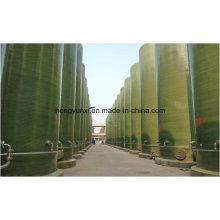 Fertilização de fibra de vidro ou tanque ou vaso de fabricação de alimentos
