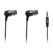 Ecouteurs intra-auriculaires mobiles stéréo basse en métal