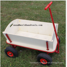 Kids Festival Trolley Wagon Cart Wooden for Baby