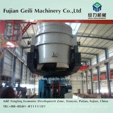 Turbina de calha para fundição de aço / fundição contínua