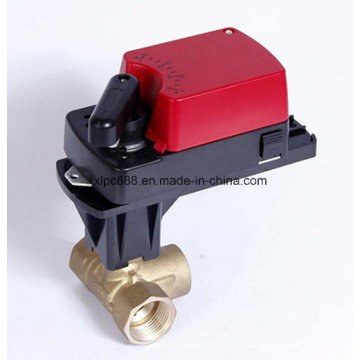 Válvula de bola proporcional motorizada eléctrica 12V