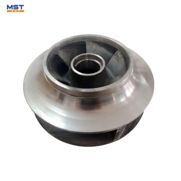 Productos de fundición de acero inoxidable de bomba de lechada